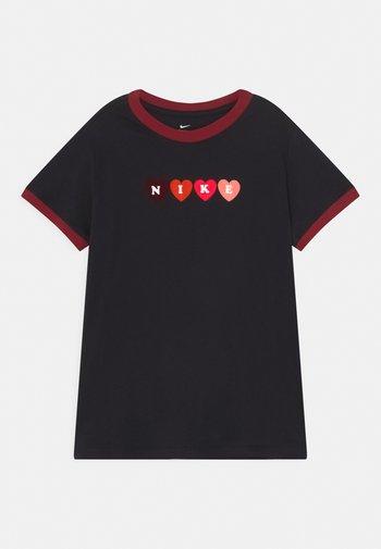 RINGER LOVE - Camiseta estampada - black
