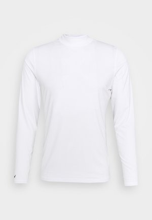 CREW NECK BASE LAYER - Funktionstrøjer - bright white