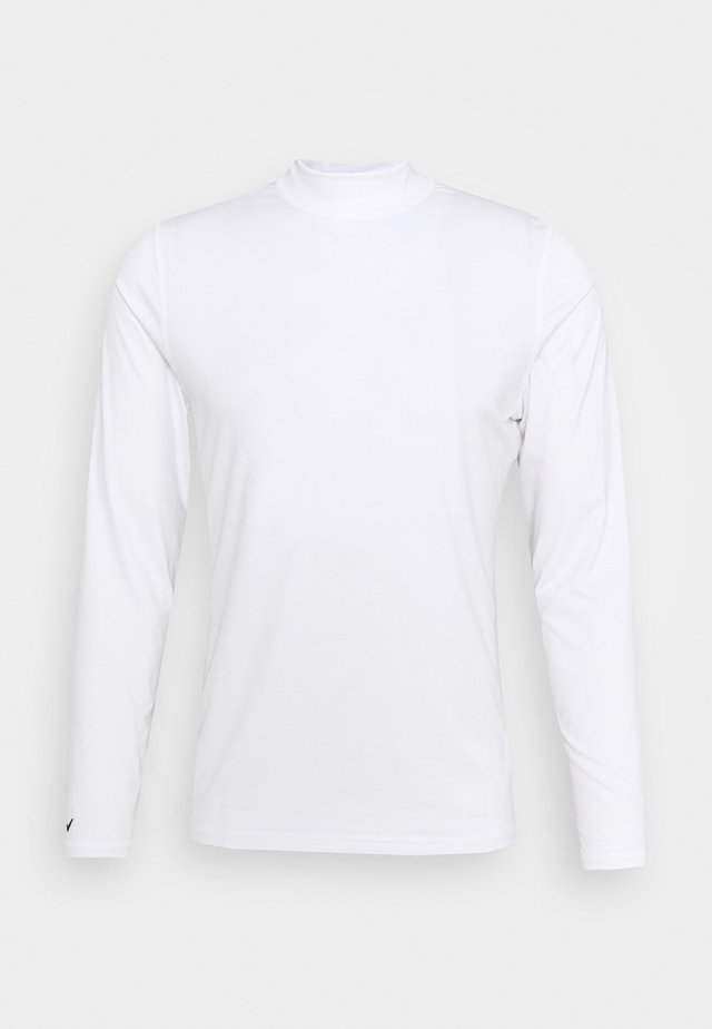CREW NECK BASE LAYER - Funktionströja - bright white