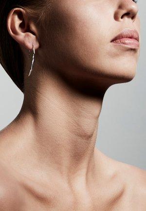 Earrings - ox silver