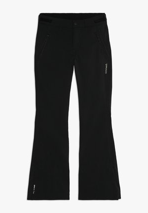 TAVORSY GIRLS PANT - Talvihousut - black