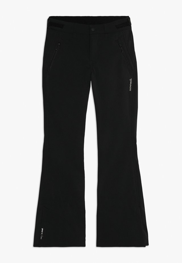 TAVORSY GIRLS PANT - Pantalon de ski - black