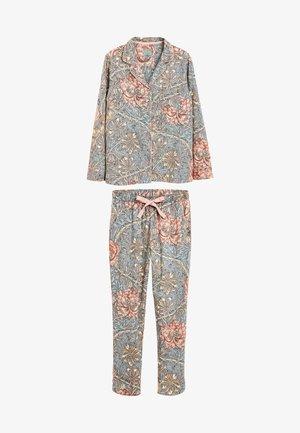SET - Pyžamová sada - turquoise