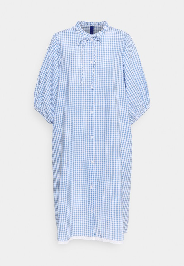 DAKAR DRESS - Shirt dress - dove