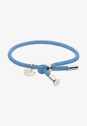 Armband - sky blue/silber