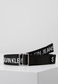 Calvin Klein Jeans - OFFDUTY TAPE - Pásek - black - 0