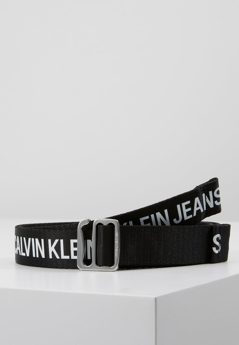 Calvin Klein Jeans - OFFDUTY TAPE - Pásek - black