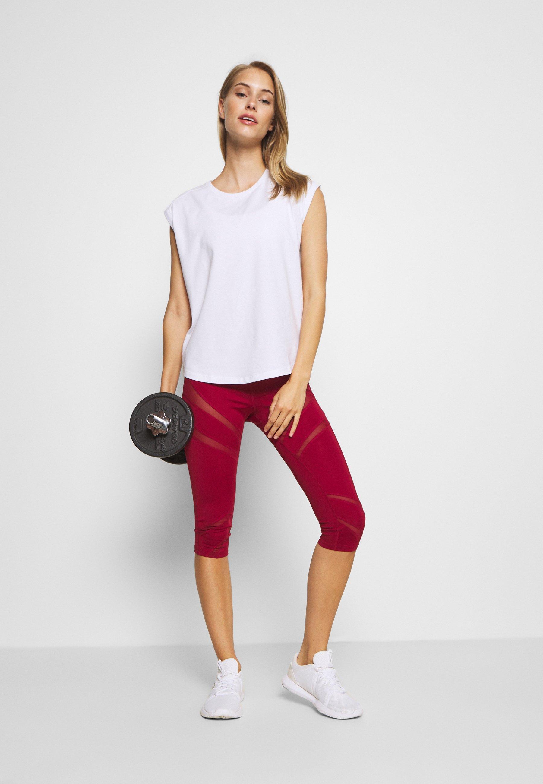 Damer 2 PACK - T-shirts basic