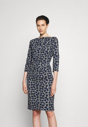 BRAVA - Jersey dress - marine blue