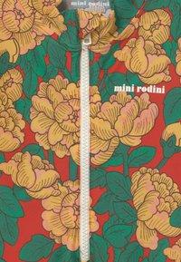 Mini Rodini - PEONIES  - Badeanzug - red - 2