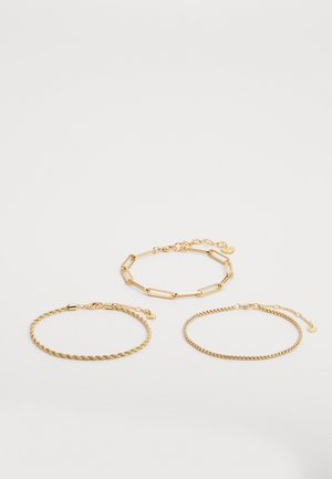 GLIRALIAN 3 PACK - Other accessories - gold-coloured