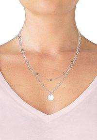 Elli - Necklace - silver - 1