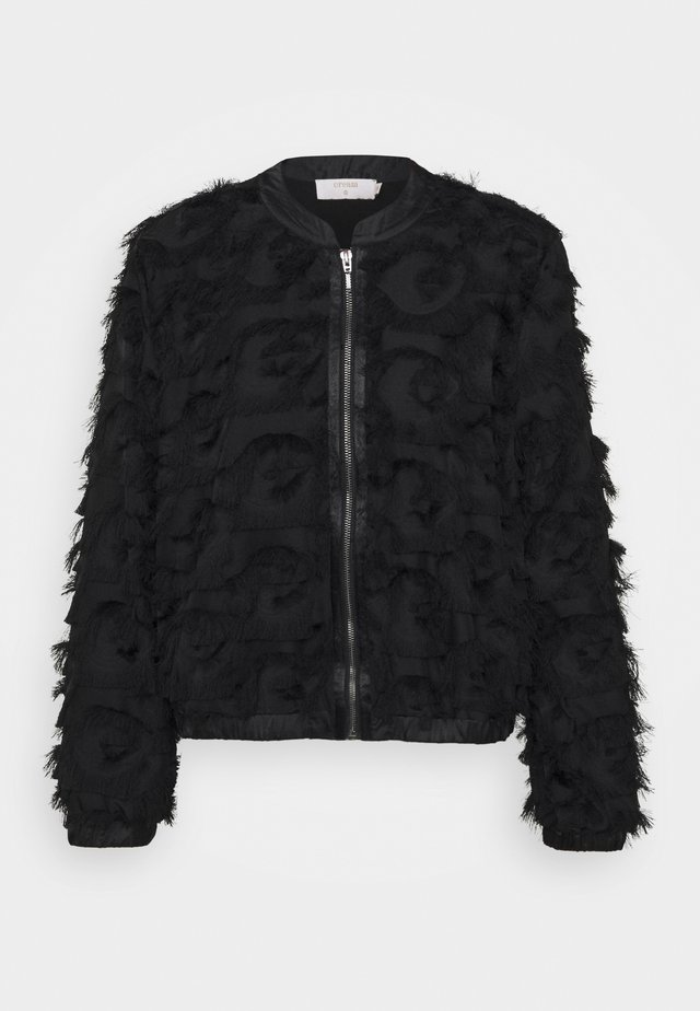 CRMALENA JACKET - Summer jacket - pitch black