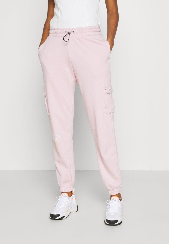 PANT - Pantalon de survêtement - champagne/white
