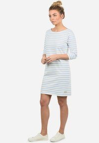 Blendshe - ENI - Jersey dress - light blue - 1