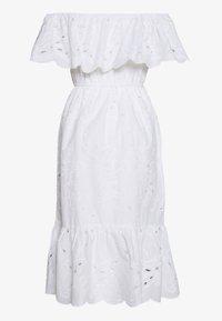 Dorothy Perkins Petite - BRODERIE OCCASION DRESS - Kjole - ivory - 1