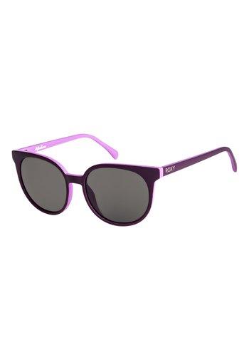 MAKANI - Sunglasses - matte purple/grey