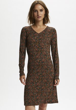 AVACR - Day dress - small etruscan flowers
