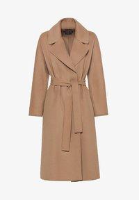 HALLHUBER - Classic coat - camel - 3