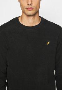 Pier One - Fleece jumper - black - 5