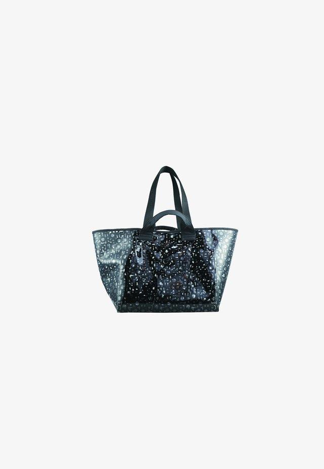 WENGEN ZAHA - Shopping bag - black