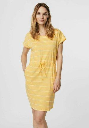 Vestido informal - cornsilk