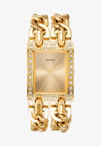 Guess - LADIES TREND - Hodinky - gold-coloured