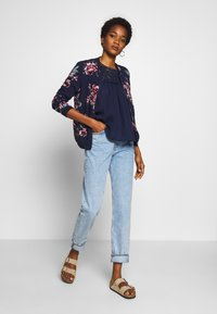 ONLY - ONLNOVA - Bomber Jacket - night sky/rose - 1