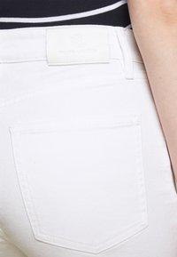 Lauren Ralph Lauren - Straight leg jeans - white wash - 6