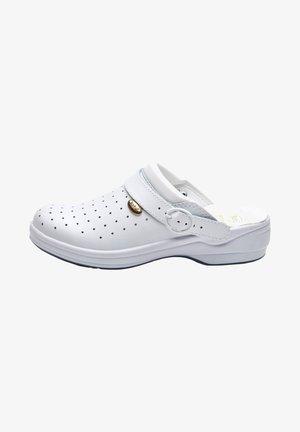 PROFESSIONAL NEW BONUS - Clogs - white