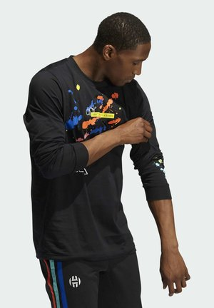HDN JOURNEY - Print T-shirt - black