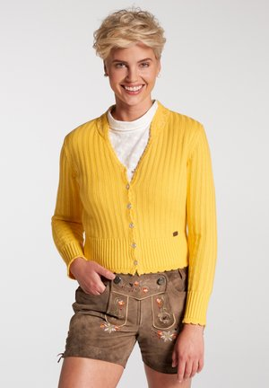 PFIFF - Cardigan - gelb