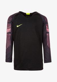 Nike Performance - GARDIEN II - Goalkeeper shirt - black - 0