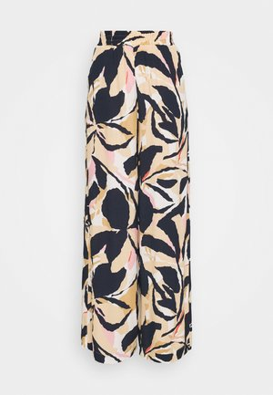 TROUSERS ALEXANDRA - Trousers - dark beige