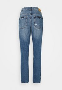 JDY - JDYSELMA LIFE GIRLFRIEND - Relaxed fit jeans - medium blue denim - 1