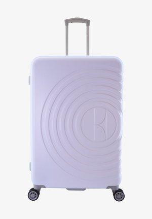 Wheeled suitcase - lila