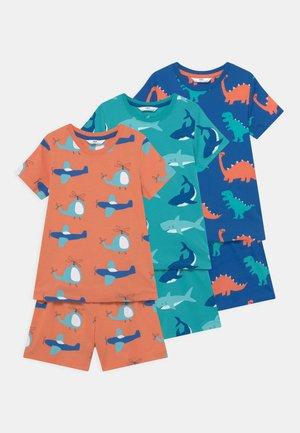 3 PACK - Pyjama set - multi-coloured