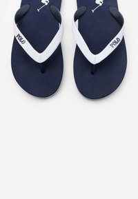 Polo Ralph Lauren - Pool shoes - navy/white - 5