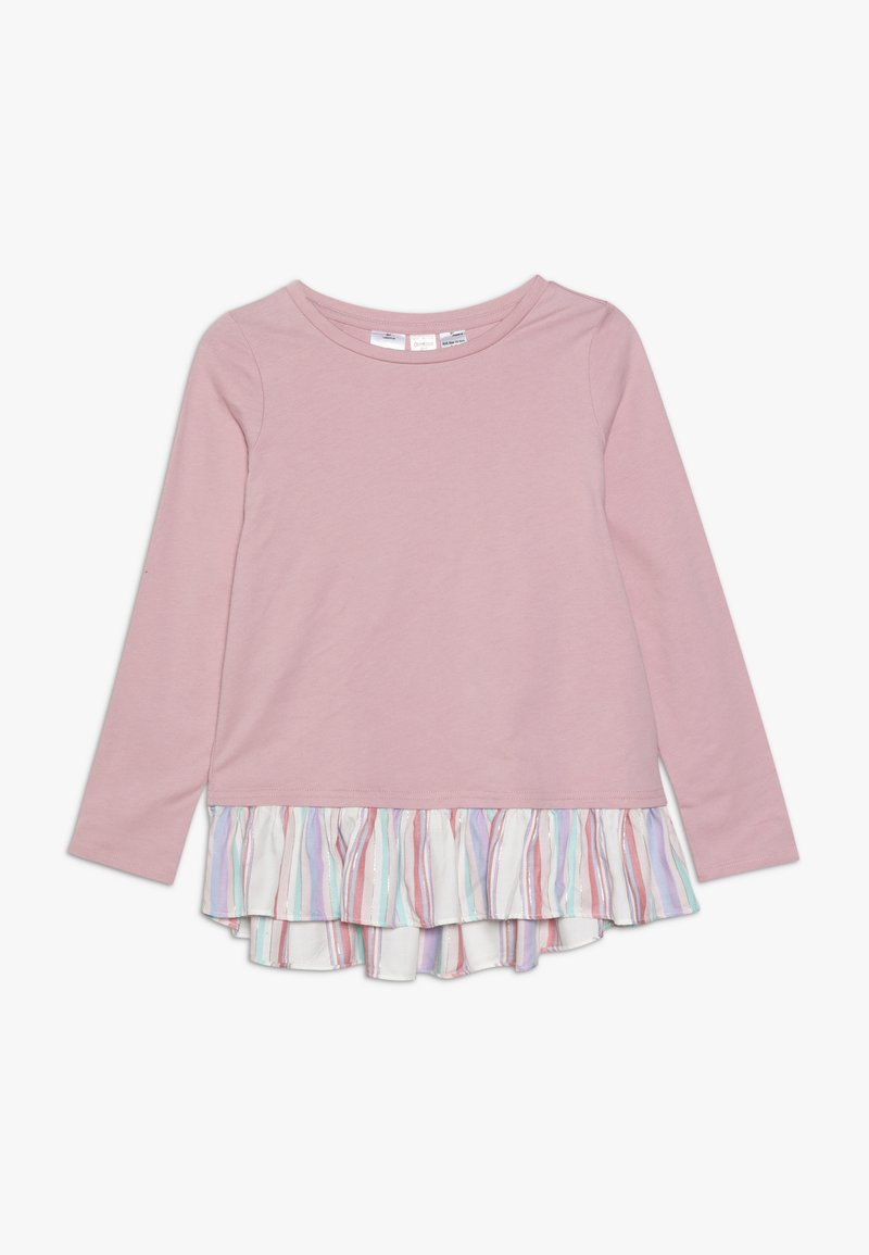 OshKosh - KIDS PEPLUM - Mikina - pink