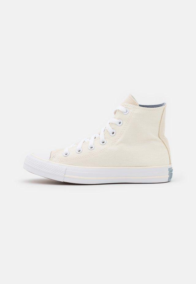 CHUCK TAYLOR ALL STAR - Sneakers hoog - egret/white/rush blue