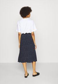 GAP - CIRCLE SKIRT - Jupe trapèze - navy - 2
