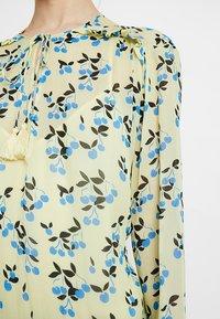 Custommade - VICKEY - Maxi dress - pastel yellow - 6