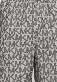 Michael Kors - ROLLED PANT - Pyžamový spodní díl - grey - 4