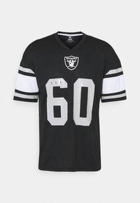 Fanatics - NFL LAS VEGAS RAIDERS FRANCHISE SUPPORTERS - Club wear - black - 5