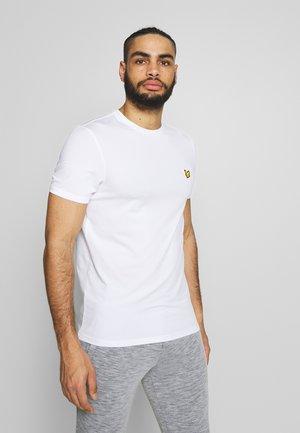 EAGLE TRAIL - T-shirt basic - white
