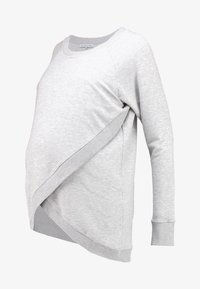 SYBIL - Sweatshirt - grey marl