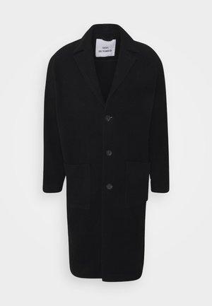 CASSIUS - Classic coat - black