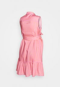 Pietro Brunelli - CAROLINA - Košilové šaty - coral orange - 1