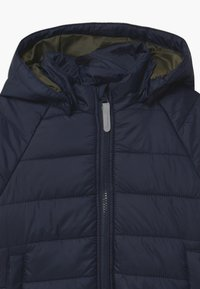 Lindex - MINI LIGHT PADDED - Winterjas - dark navy - 3