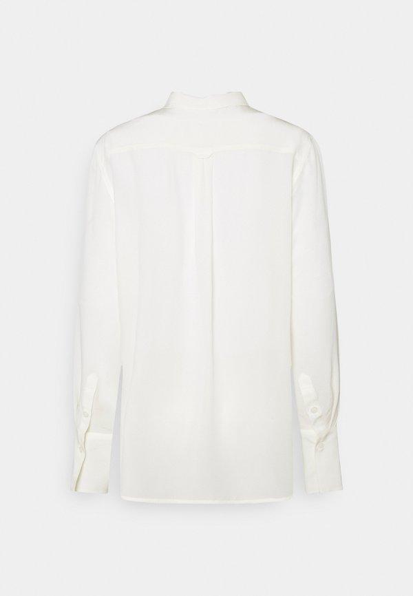 By Malene Birger CALANI - Bluzka - soft white/biały ZWER